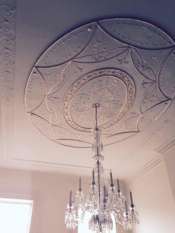 Reproduced ceiling Dublin