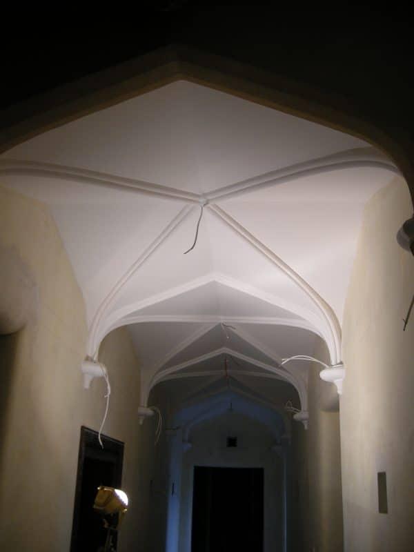 Vaulted Ceiling Killua Castle