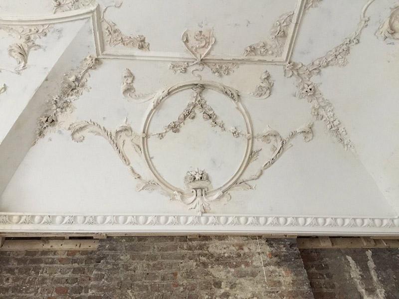 Ceiling Restored